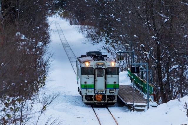 コロナ対策で廃止路線の札沼線増便!北海道の札沼線ってどこの路線?