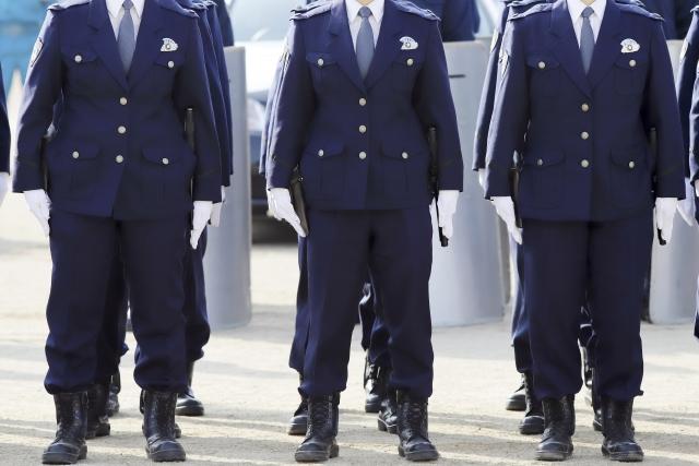 20代の女性巡査部長を減給3カ月の懲戒処分